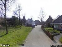 Ambulance naar Reest in Tilburg