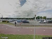 112 melding Brandweer naar P Debyelaan in Maastricht