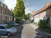 112 melding Politie naar Van Goorstraat in Nijmegen