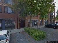 112 melding Ambulance naar Bouwlingplein in Oosterhout