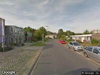 112 melding Ambulance naar Slochterenweg in Arnhem
