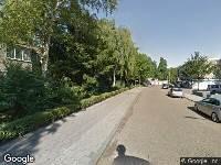 112 melding Ambulance naar Everjachtstraat in Tilburg