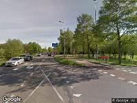 112 melding Ambulance naar Terbregseweg in Rotterdam