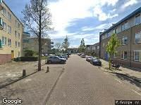 112 melding Besteld ambulance vervoer naar Ponserstraat in Amsterdam