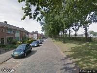 112 melding Ambulance naar De Coubertinlaan in Waalwijk