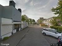112 melding Brandweer en politie naar Slochterenweg in Arnhem vanwege een liftopsluiting