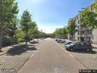 112 melding Brandweer naar Berthold Brechtstraat in Amsterdam vanwege wateroverlast