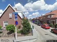 112 melding Ambulance naar Cremerstraat in Pernis Rotterdam