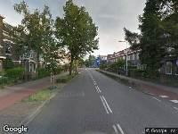 112 melding Politie naar Coehoornstraat in Nijmegen vanwege ongeval met letsel