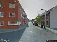 Ambulance naar Sint Janstraat in Tilburg