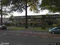 Ambulance naar Lage Witsiebaan in Tilburg