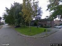 Ambulance naar Willem de Zwijgerlaan in Oisterwijk