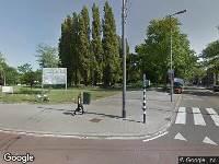 112 melding Ambulance naar Crooswijkseweg in Rotterdam