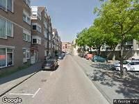 112 melding Ambulance naar Van Reynstraat in Rotterdam