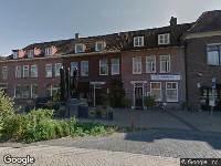 112 melding Ambulance naar Stationsplein in Boxtel