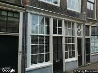 Politie naar Lange Breestraat in Dordrecht vanwege verkeersongeval
