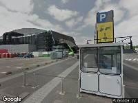 112 melding Ambulance naar Zuiderparkplein in Rotterdam