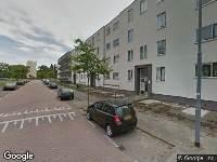112 melding Brandweer naar Lemkensstraat in Rotterdam