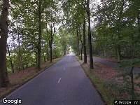 Ambulance naar Galderseweg in Breda