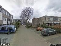112 melding Ambulance naar Korte Dreef in Lekkerkerk
