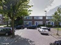 112 melding Ambulance naar Oppenheimstraat in Rotterdam