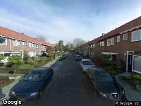 112 melding Ambulance naar Haagdoornstraat in Arnhem