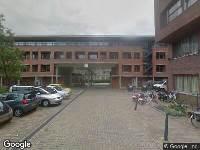 Ambulance naar Savelberghof in Gouda