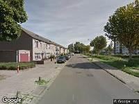 112 melding Ambulance naar Heksenwiellaan in Breda
