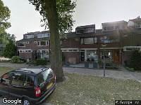 112 melding Ambulance naar Elimstraat in Rotterdam