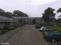 Ambulance naar Doelenstraat in Waalwijk