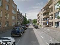 112 melding Ambulance naar Bleiswijkstraat in Rotterdam