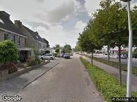Ambulance naar Van Catshuysenstraat in Wateringen