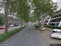 112 melding Brandweer naar Frankrijklaan in Zoetermeer vanwege brand