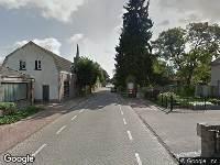 112 melding Ambulance naar Hoofdstraat in Heeswijk-Dinther