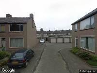 Brandweer naar Mr. Sprenger van Eykstraat in Waalwijk