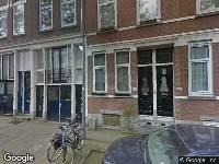 112 melding Ambulance naar Schoonoordstraat in Rotterdam