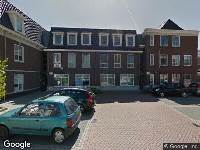 112 melding Besteld ambulance vervoer naar Kerkstraat in Klaaswaal