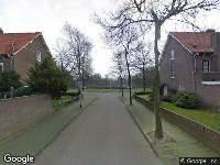 Ambulance naar Parkietstraat in Tilburg