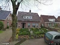 112 melding Ambulance naar Walterus van Houtstraat in Nistelrode