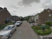 112 melding Ambulance naar Pieter de Hooghstraat in Spijkenisse