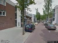 112 melding Brandweer naar Nieuwe Hamelstraat in Rotterdam vanwege wateroverlast