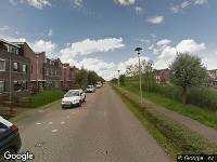 112 melding Ambulance naar Vrouwenmantel in Schoonhoven
