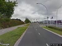 112 melding Politie naar Westenholterallee in Zwolle vanwege letsel