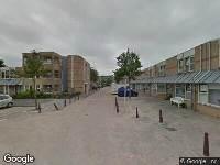 112 melding Ambulance naar Van Heussenstraat in Leiden