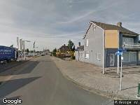 112 melding Ambulance naar Urkstraat in Breda