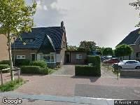 112 melding Ambulance naar Stationsweg in Oostvoorne