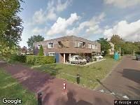 Ambulance naar Wethouder Tomsonbos in Heiloo