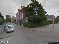 Ambulance naar Koninginneweg in Haarlem