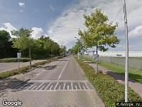 Ambulance naar Sportlaan in Hellevoetsluis