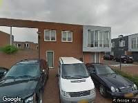 112 melding Ambulance naar De Genestetstraat in Leiden
